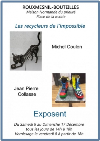 expo collasse coulon