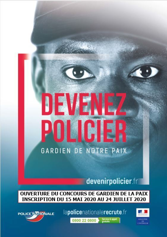 affiche-recrutement-police-homme