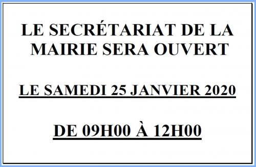 ouverture-mairie-samedi-25-janvier-2020
