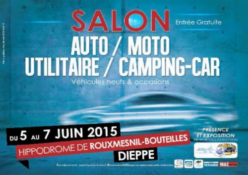 salon de l'auto et du camping-car 2015 2
