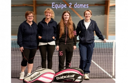 équipe 2 dames