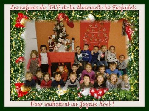 Noel 2018 [noël des tap maternelle 2017]