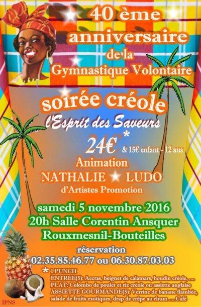 SOIREE DE LA GYM 2016 1