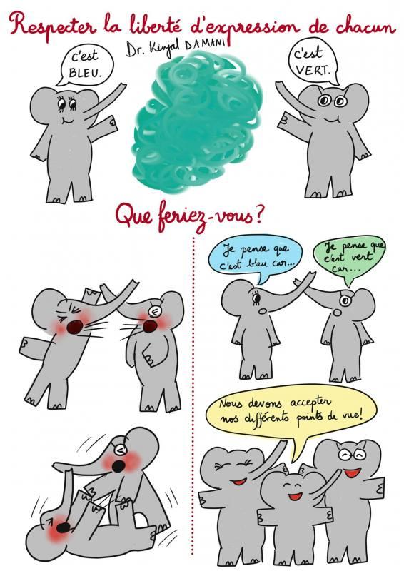 affiche-liberte-d-expression-avec-les-elephants