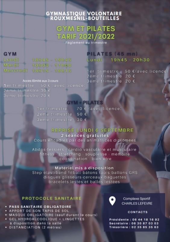tarif-de-la-gym-2021